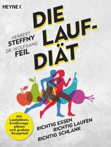Herbert Steffny: Die Lauf-Diät, Buch