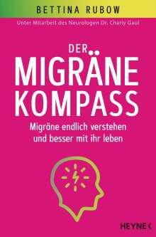 Bettina Rubow: Der Migräne-Kompass, Buch