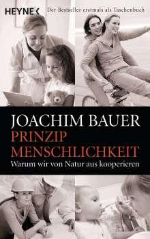 Joachim Bauer: Prinzip Menschlichkeit, Buch