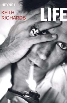 Keith Richards: Life, Buch