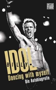Billy Idol: Dancing With Myself, Buch