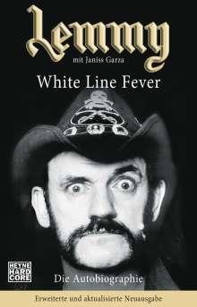 Lemmy Kilmister: Lemmy - White Line Fever, Buch