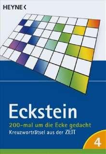 Eckstein: 200-mal um die Ecke gedacht 04, Buch