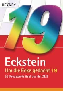 Eckstein: Um die Ecke gedacht 19, Buch