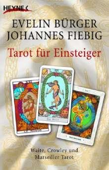 Evelin Bürger: Tarot für Einsteiger, Buch