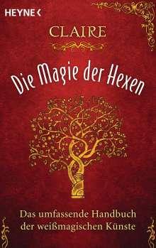 Claire: Die Magie der Hexen, Buch