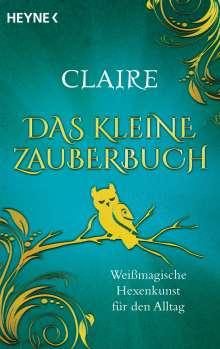 Claire: Das kleine Zauberbuch, Buch