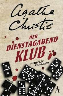 Agatha Christie: Der Dienstagabend-Klub, Buch