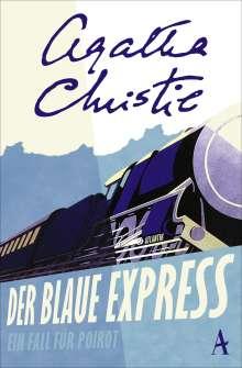 Agatha Christie: Der blaue Express, Buch