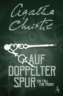 Agatha Christie: Auf doppelter Spur, Buch