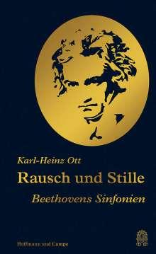 Karl-Heinz Ott: Rausch und Stille, Buch