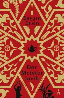Saygin Ersin: Der Meisterkoch, Buch