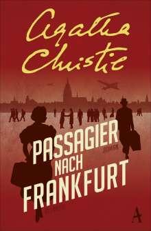Agatha Christie: Passagier nach Frankfurt, Buch