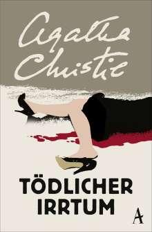 Agatha Christie: Tödlicher Irrtum, Buch