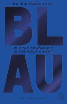 Kai Kupferschmidt: Blau, Buch