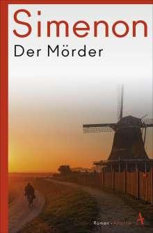 Georges Simenon: Der Mörder, Buch