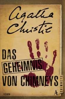 Agatha Christie: Das Geheimnis von Chimneys, Buch