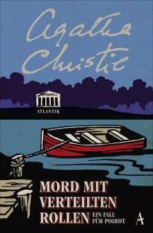 Agatha Christie: Mord mit verteilten Rollen, Buch