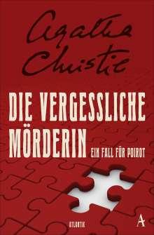 Agatha Christie: Die vergessliche Mörderin, Buch