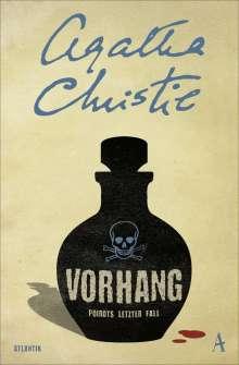 Agatha Christie: Vorhang, Buch