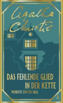 Agatha Christie: Das fehlende Glied in der Kette, Buch