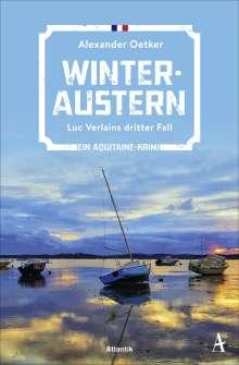 Alexander Oetker: Winteraustern, Buch