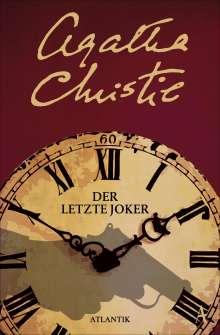Agatha Christie: Der letzte Joker, Buch