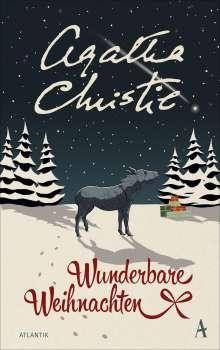 Agatha Christie: Wunderbare Weihnachten, Buch