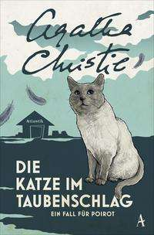 Agatha Christie: Die Katze im Taubenschlag, Buch