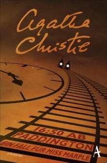 Agatha Christie: 16 Uhr 50 ab Paddington, Buch