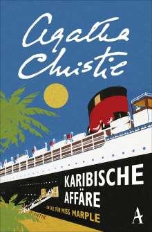 Agatha Christie: Karibische Affäre, Buch