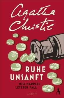 Agatha Christie: Ruhe unsanft, Buch