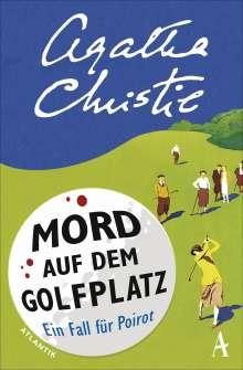 Agatha Christie: Mord auf dem Golfplatz, Buch