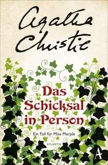 Agatha Christie: Das Schicksal in Person, Buch