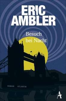 Eric Ambler: Besuch bei Nacht, Buch