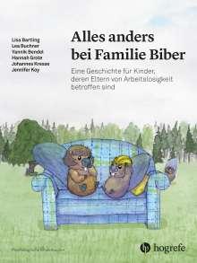Lisa Bartling: Alles anders bei Familie Biber, Buch
