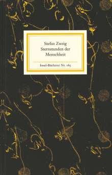 Stefan Zweig: Sternstunden der Menschheit, Buch