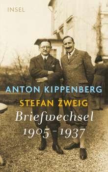 Anton Kippenberg: Anton Kippenberg - Stefan Zweig, Buch