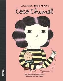 María Isabel Sánchez Vegara: Little People, Big Dreams: Coco Chanel, Buch