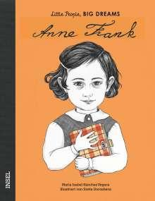 María Isabel Sánchez Vegara: Little People, Big Dreams: Anne Frank, Buch