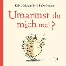 Eoin McLaughlin: Umarmst du mich mal?, Buch