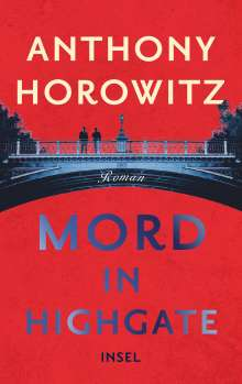 Anthony Horowitz: Mord in Highgate, Buch