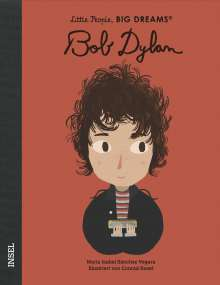 María Isabel Sánchez Vegara: Bob Dylan, Buch