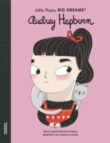María Isabel Sánchez Vegara: Audrey Hepburn, Buch