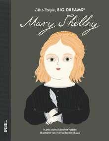 María Isabel Sánchez Vegara: Mary Shelley, Buch