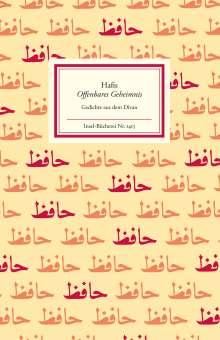 Hafis: Offenbares Geheimnis, Buch