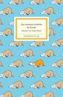 Die schönsten Gedichte für Kinder, Buch