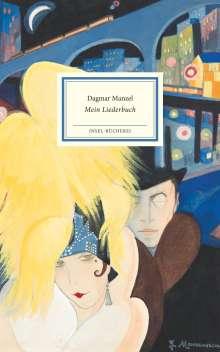 Dagmar Manzel: Mein Liederbuch, Buch