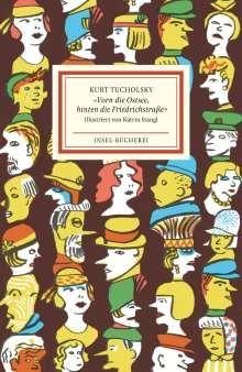 Kurt Tucholsky: »Vorn die Ostsee, hinten die Friedrichstraße«, Buch