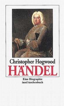 Christopher Hogwood: Georg Friedrich Händel, Buch